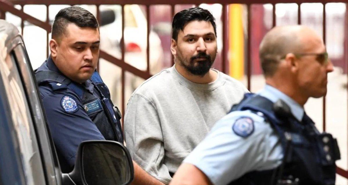 James Gargasoulas, autor del atropello deliberado perpetrado en enero de 2017 en Melbourne.