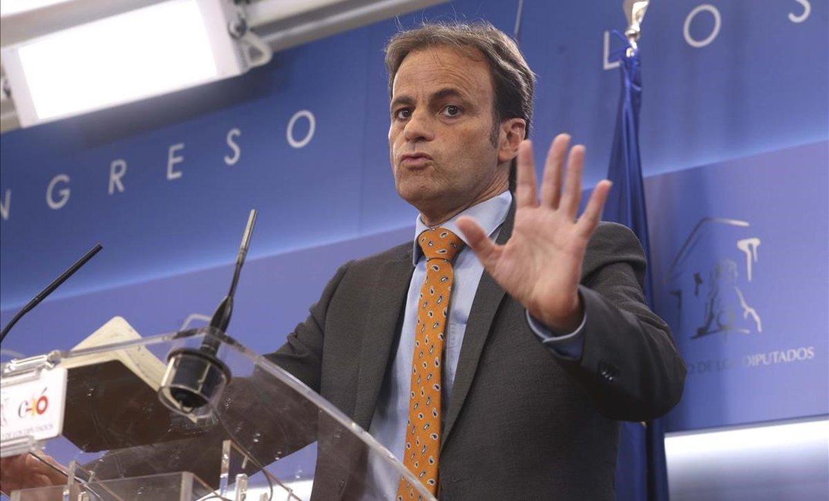 Los 'comuns' presumen de formar parte de la negociación PSOE-ERC