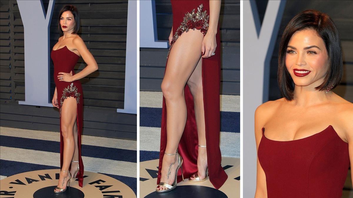 Los mejores vestidos de la alfombra roja de los Oscar 2018