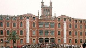 Edificio de los Jesuítas de Sarrià, en Barcelona.