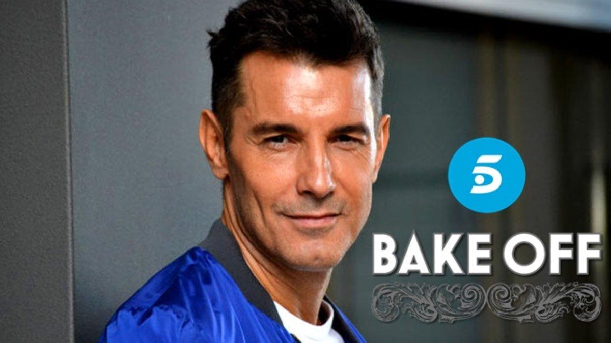 Jesús Vázquez presentará la versión española de 'Bake off' en Telecinco