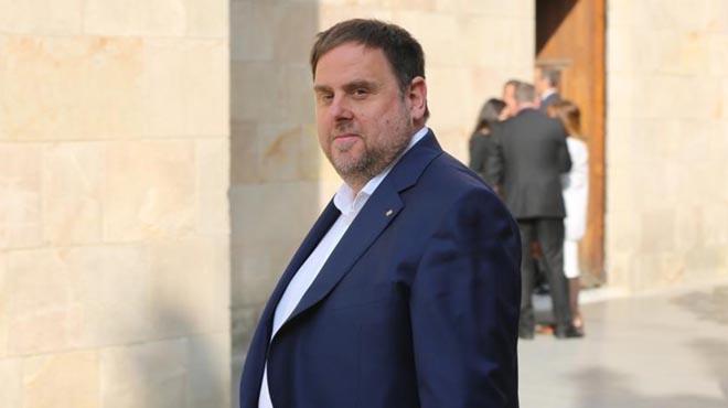 Junqueras defensa declarar la independència si lEstat veta el referèndum