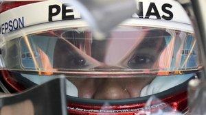 Lewis Hamilton (Mercedes) volvió a conseguir la pole, esta vez en Suzuka (Japón).