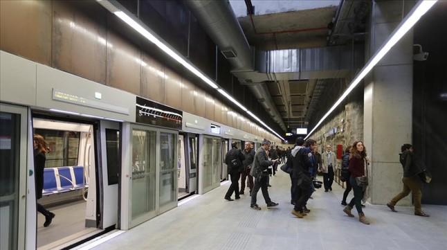 La L-9 a El Prat abre el 12-F con la deuda pendiente de la Zona Franca