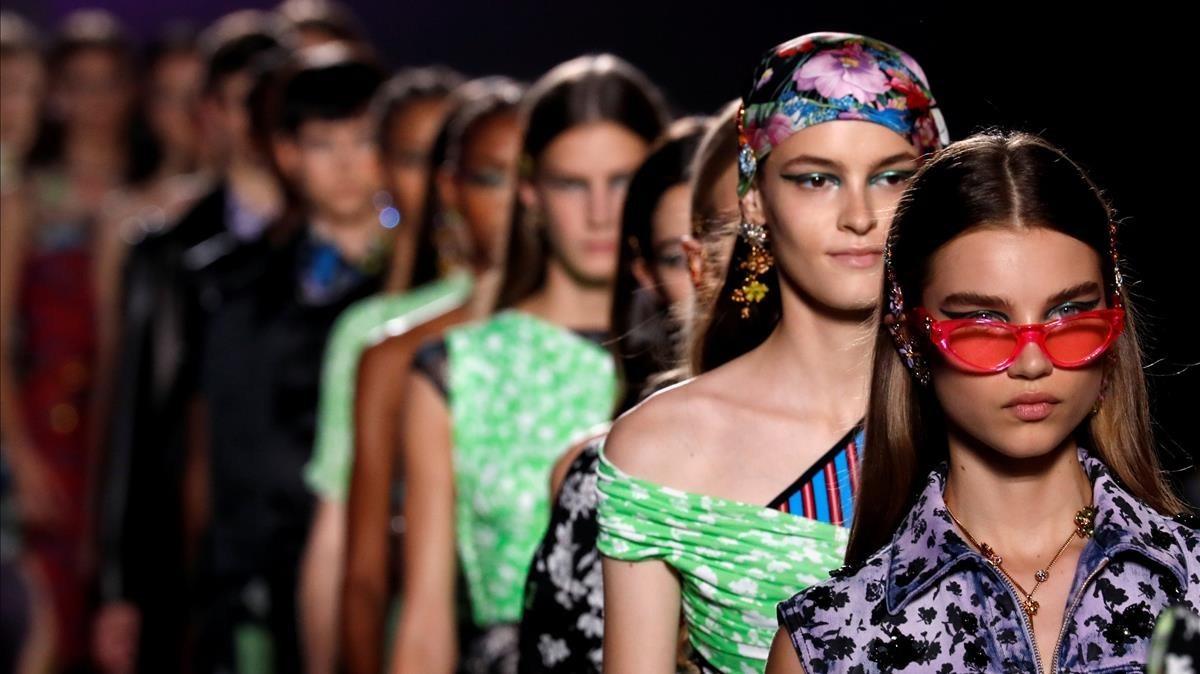 Versace está a punto de ser comprada por Michael Kors