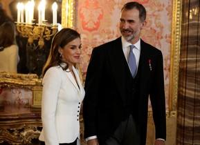 El rey Felipe VI agradece el apoyo internacional sin fisuras a España ante la crisis catalana