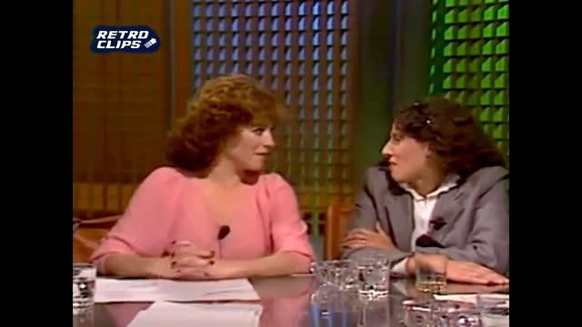 Entrevista en Esta Noche (1981) Con Manuela Carmena, Javier González Ferrari y Carmen Maura.