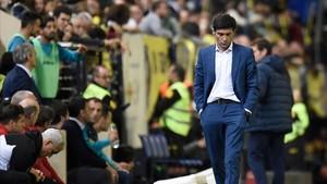 Marcelino amplia el seu contracte al capdavant del València fins al 2020