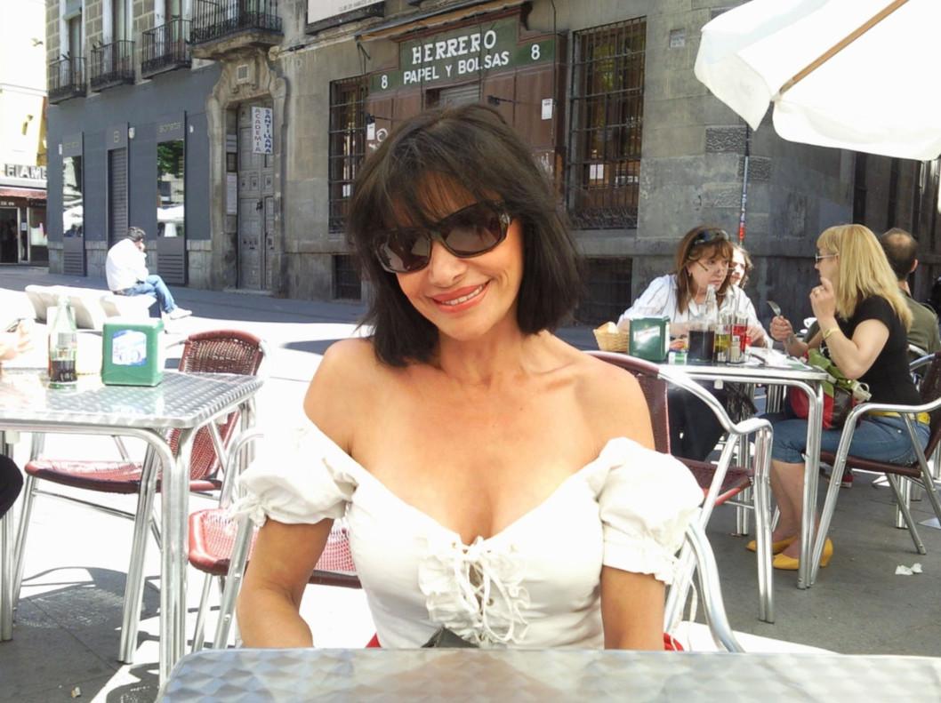 Imágen de Maria Edite Santos, madre de Javier Sánchez, el supuesto hijo de Julio Iglesias.