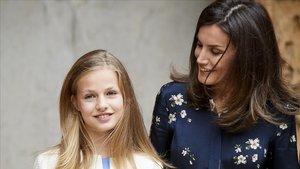 La princesa d'Astúries s'estrenarà aquest any en els premis d'Oviedo i Girona