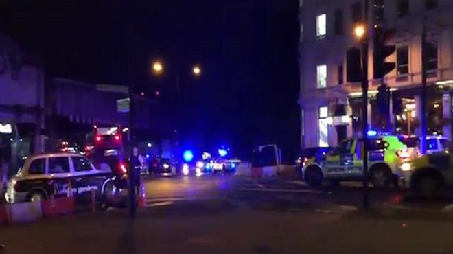 Siete personas han muerto y 48 han resultado heridas a consecuencia de un atentado terrorista en el puente de Londres.