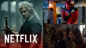 Todas las series que llegan a Netflix en diciembre