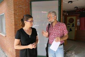 Gabilondo y Sánchez meten presión a la alcaldesa de Móstoles por los nombramientos