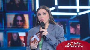 Eva en 'Operación Triunfo 2020' / José Irún, RTVE