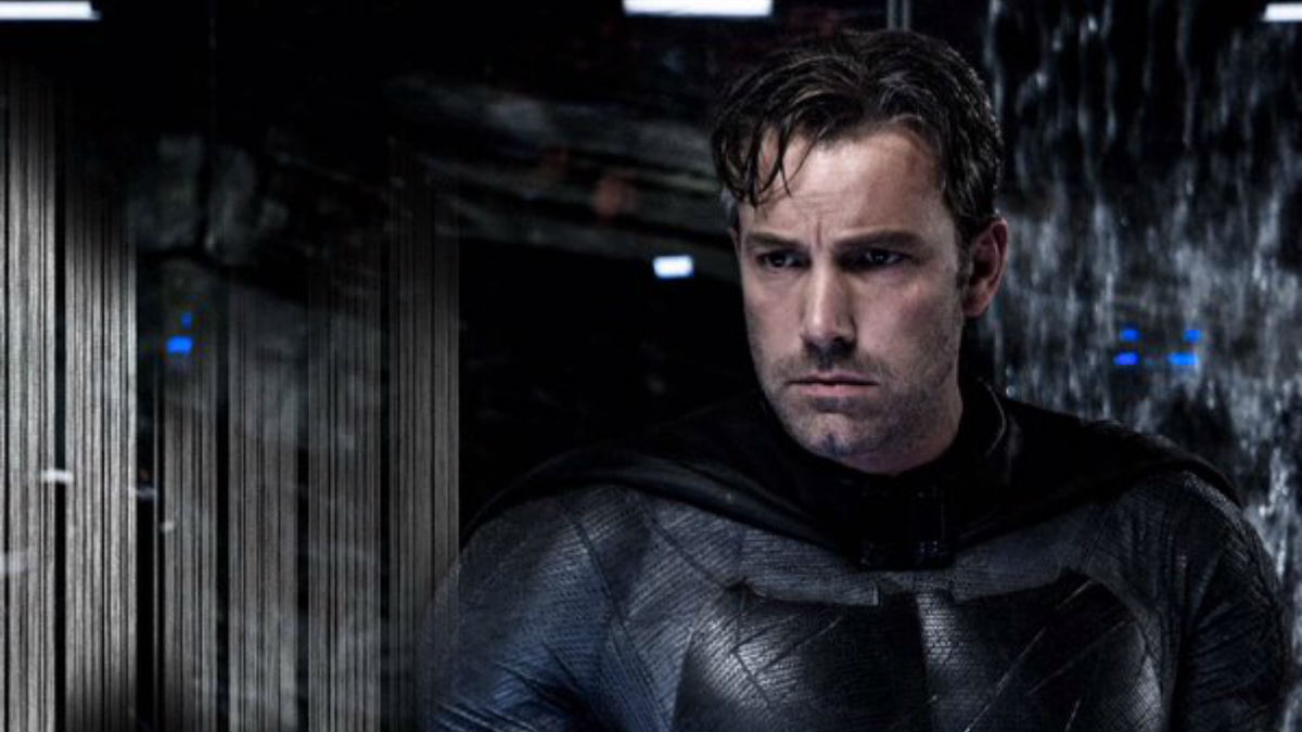 Ben Affleck, en una escena de Batman vs Superman.