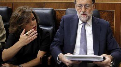Rajoy ordenó preparar en secreto el 155 semanas después del 9-N