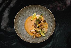 Calamares 'tom yum' de Carolina García, chef de We Bistrot.