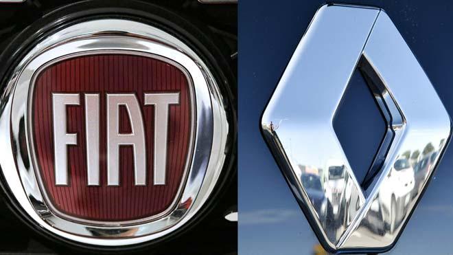 Renault confirma haber recibido una propuesta de fusión de Fiat Chrysler.