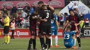 El Reus se llevó el duelo tarraconense de Segunda A.