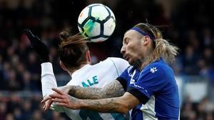 El Madrid goleja l'Alabès i la BBC es reivindica (4-0)