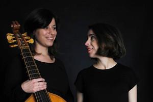 El duetThe Voice of the Viol.