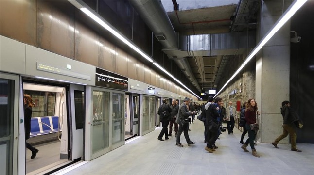El metro cap a l'aeroport del Prat començarà a funcionar el 12 de febrer