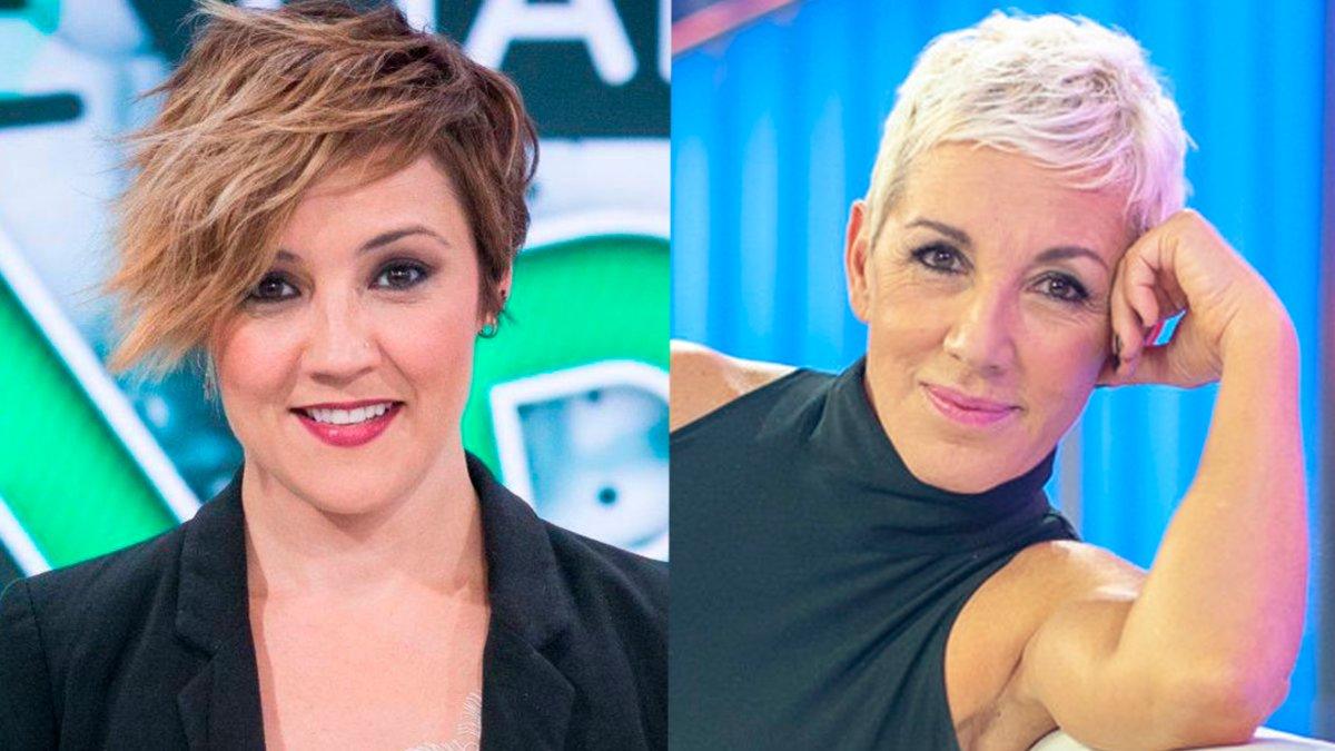 El increíble parecido de Cristina Pardo y Ana Torroja en el pasado que