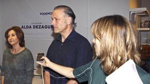 Podemos Euskadi ha cerrado, con la elección de Nagua Alba, la crisis abierta tras la dimisión en diciembre del anteriorsecretario general Roberto Uriarte