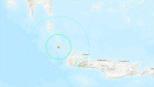 Un seismo de magnitud 6 sacude Creta