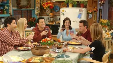 ¿Qué comían en 'Friends'?