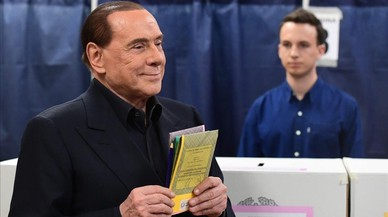 Berlusconi reclama un Gobierno encabezado por Salvini