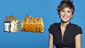 Sonsoles Ónega, presentadora de 'La casa fuerte'.