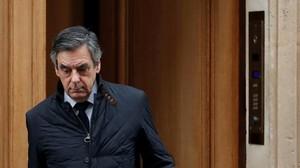 La candidatura de Fillon corre perill