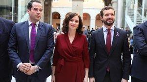 Casado insisteix: el PP no facilitarà la investidura de Sánchez amb la seva abstenció