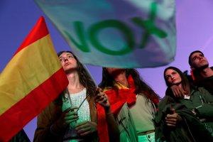 El partido ultraderechista, hasta ahora sin representación parlamentaria,entra con 24 diputados.