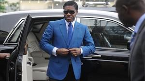 França jutja per corrupció 'Teodorín', vicepresident de Guinea Equatorial