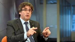 ERC nega un pacte per a la investidura de Puigdemont