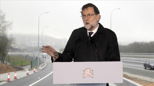 Rajoy, l'impassible