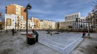 Barcelona dedica un minúsculo recuerdo a su cárcel más infame