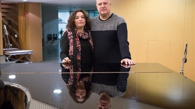 Yolanda y Adrián: «¿Quién piensa en la soledad de los 'asperger'?»