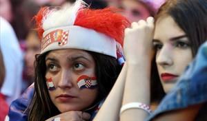 La FIFA demana que no s'enfoquin més dones guapes durant el Mundial