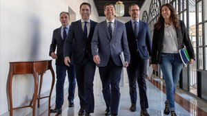 El PP i Ciutadans assoleixen un «principi d'acord» per governar a Andalusia