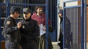 Ignasi Sabater, alcalde de Verges, uno de los detenidos el miércoles.