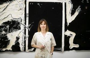 Mònica Marull: «Soc com una pediatra, veig els quadros com els meus bebès»