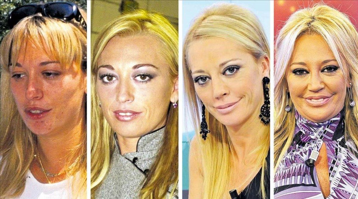 Las cuatro edades de Belén Esteban