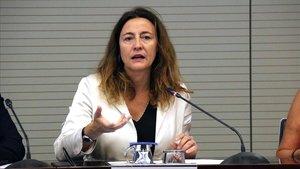 Mercè Conesa deixarà la presidència del Consell Nacional del PDECat