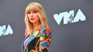 Taylor Swift, en la gala de los premios de la MTV, el verano pasado.
