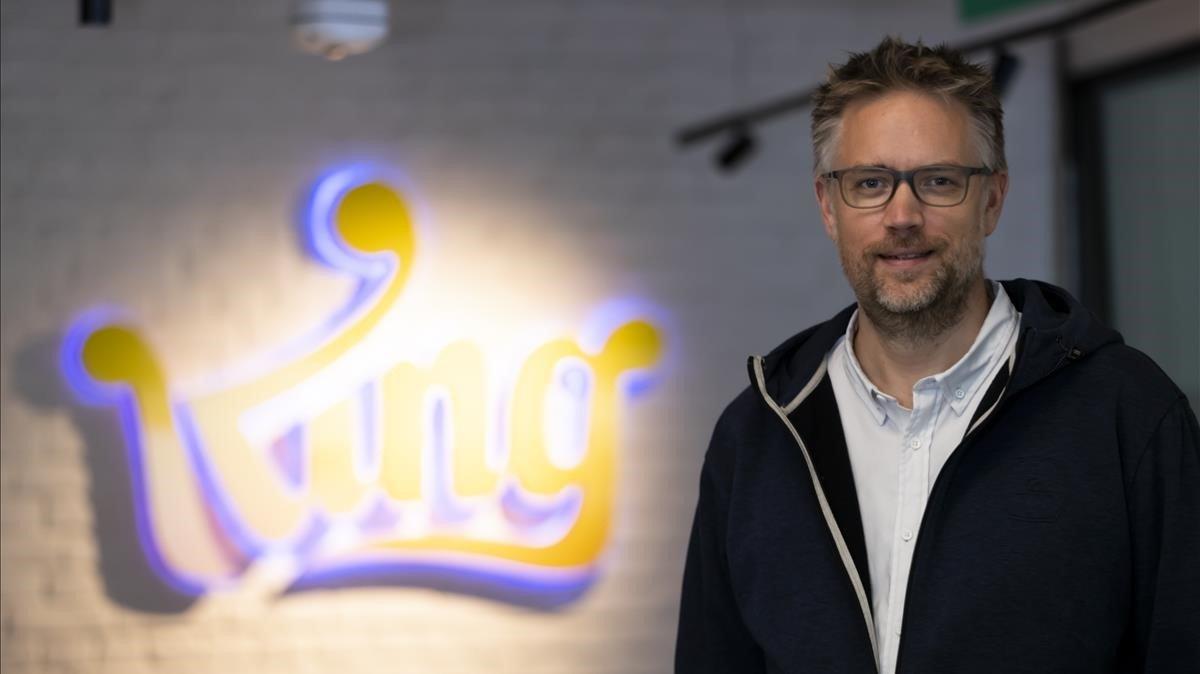 Jan Wedekind,directivo de King