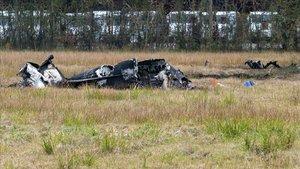 Cinc morts a l'estavellar-se una avioneta al sud dels EUA