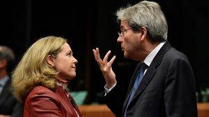 Bruselas avisa a España de que vigilará el aumento del gasto público